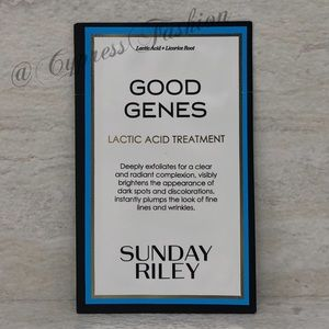 ⚡️$1 Sunday Riley Good Genes Sample